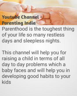 Parenting India