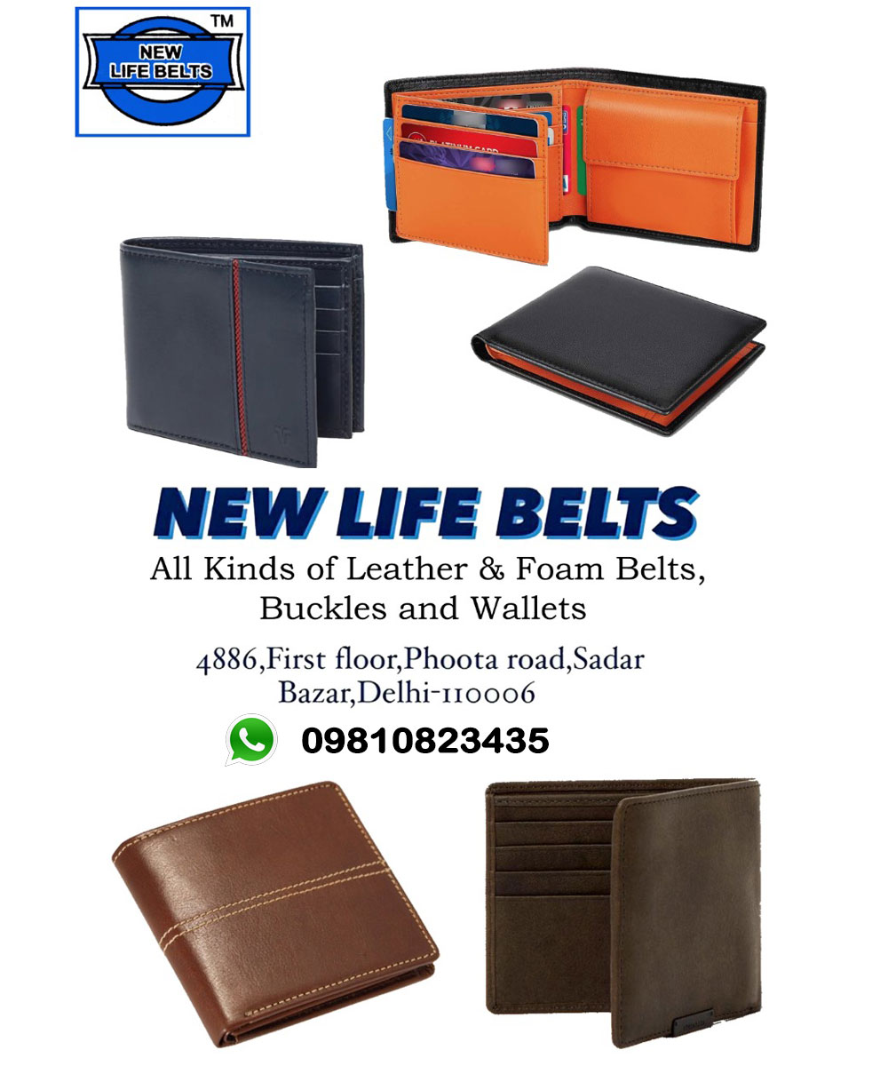 Wallets and Belts