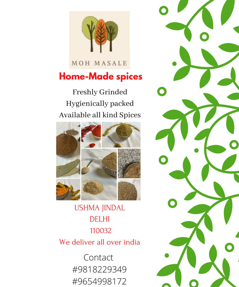 Home-Made Spices