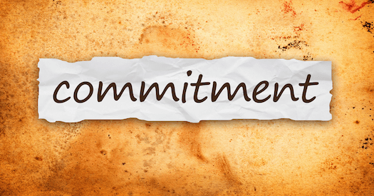 Commitment- A Complete Value System