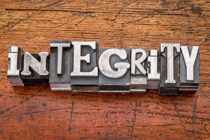 Integrity (सत्यनिष्ठा)