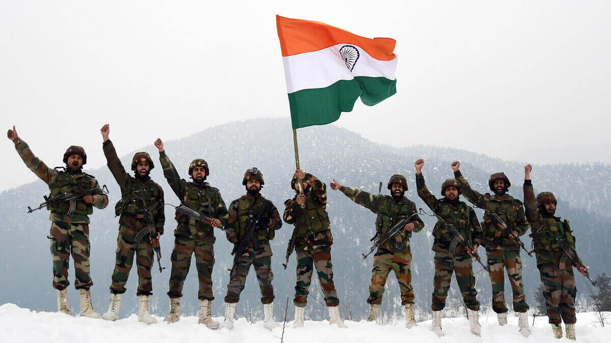 Hardships Faced By Soldiers On Our Borders